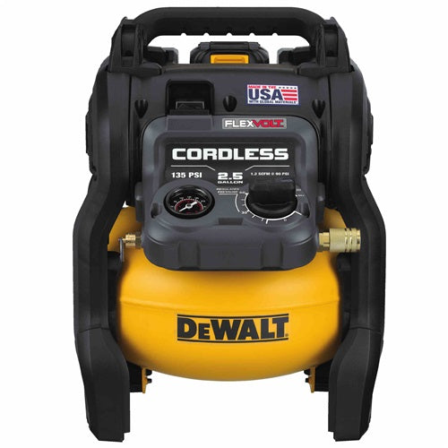 FLEXVOLT® 60V MAX* 2.5 Gallon Cordless Air Compressor Kit
