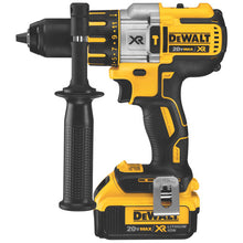 "Load image into Gallery viewer, 20V MAX* XR 1/2"" Cordless Brushless Premium 3-Speed Hammer Drill Kit"