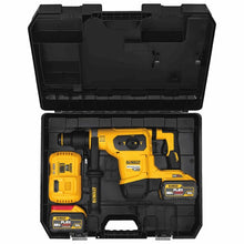 "Load image into Gallery viewer, FLEXVOLT® 60V MAX* 1-9/16"" SDS MAX Combination Hammer Kit"