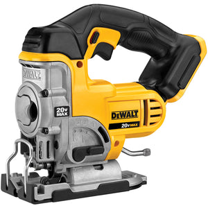20V MAX* Cordless Jig Saw (Tool Only)