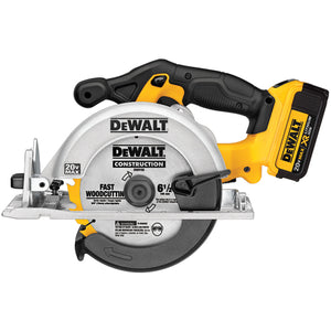 "20V MAX* Cordless 6-1/2"" Circular Saw Kit"