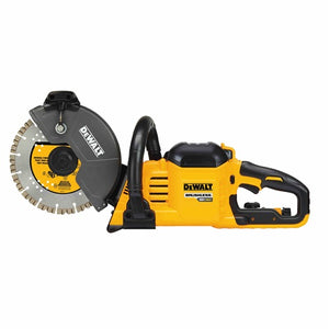 "FLEXVOLT® 60V MAX* 7-1/4"" Cordless Worm Drive Style Saw 9.0Ah Battery Kit"