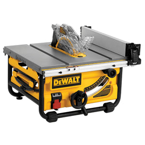 "10"" Compact Job Site Table Saw w/ Site-Pro Modular Guarding System"