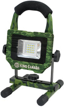 Load image into Gallery viewer, 1200 Lumens Cordless Work Light