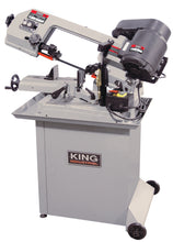 "Load image into Gallery viewer, 5"" X 6"" Dual Swivel Metal Cutting Bandsaw"