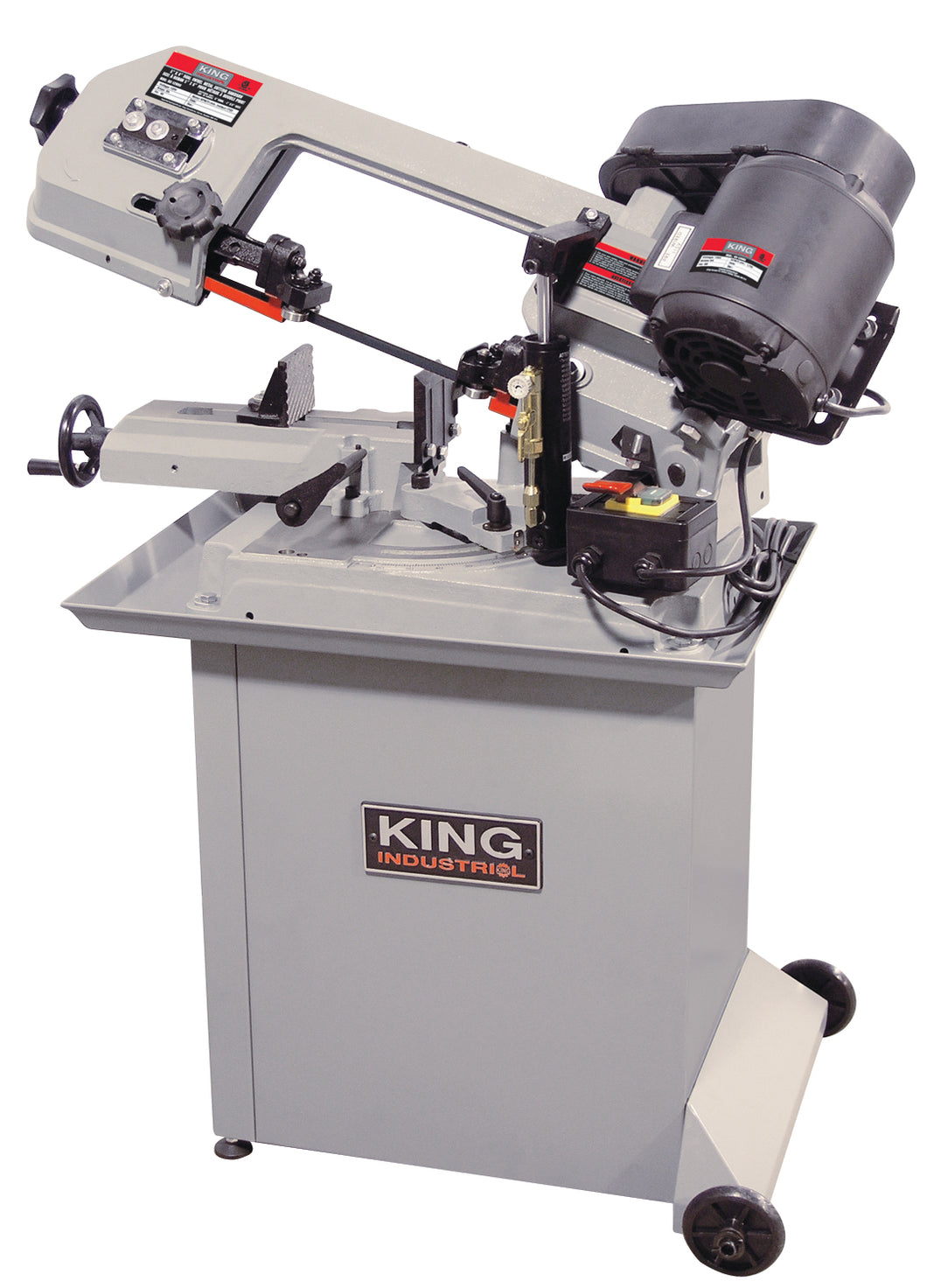 "5"" X 6"" Dual Swivel Metal Cutting Bandsaw"