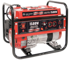 Load image into Gallery viewer, Gasoline Generator 1500 Watt