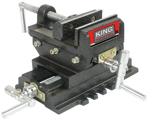 "5"" Cross Slide Vise"
