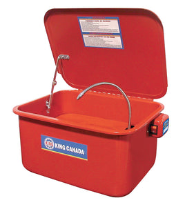 5 Gallon Recirculating Parts Washer
