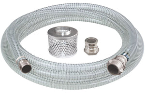 "2"" X 25 Feet Water Pump Hose Kit"