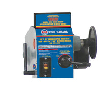"Load image into Gallery viewer, 14"" X 43"" Variable Speed Wood Lathe w/ Digital Readout"