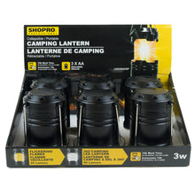 Load image into Gallery viewer, Collapsable Camping Lantern