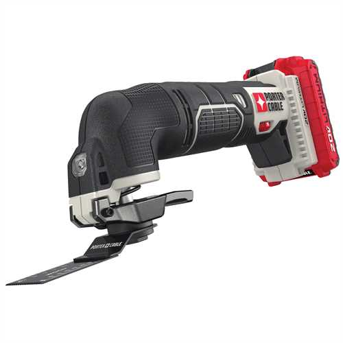 20V MAX* 20pc Oscillating Tool
