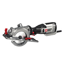 "Load image into Gallery viewer, 5.5Amp 4-1/2"" Compact Circular Saw Kit"
