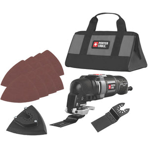 3.0Amp 11-Pc Oscillating Multi-Tool Kit