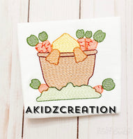 sketch design, akidzcreation, easter duck in basket, easter embroidery, easter sketch design, carrot embroidery, carrot sketch design, easter embroidery design, duck embroidery design, sketch duck embroidery design, carrot embroidery design, carrot basket embroidery design, basket embroidery design, sketch embroidery design