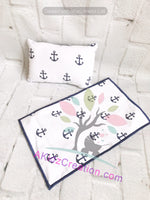 ITH Baby Pillow and Blanket Set