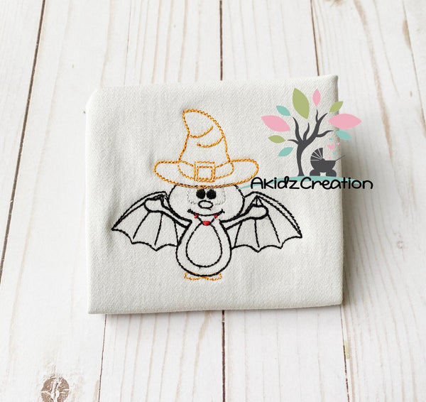witchy bat embroidery design, vintage stitch bat , halloween bat embroidery design, halloween embroidery design, bat embroidery design, witch embroidery design, halloween embroidery design, quick stitch bat design, quick stitch halloween design, witch bat embroidery design