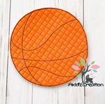 ith basketball pot holder embroidery design, in the hoop pot holder embroidery design, in the hoop hot pad embroidery design, in the hoop basketball embroidery design, basketball embroidery design, sports embroidery design