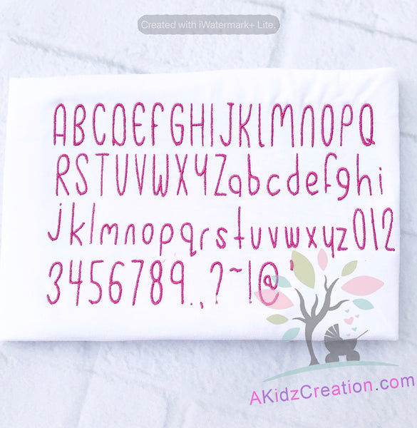seek font, font embroidery machine, machine embroidery, font for machine embroidery, font design, font file, font pattern, seek font