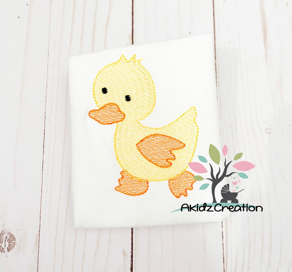 sketch duck embroidery design, duck embroidery design, sketch duck embroidery design, rubber duck embroidery design, machine embroidery design