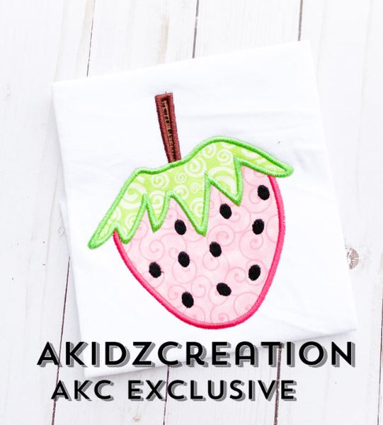 strawberry, food embroidery, embroidery, machine embroidery, strawberry applique, applique, machine embroidery strawberry embroidery design, fruit embroidery design, machine embroidery applique, strawberry embroidery design, strawberry applique design