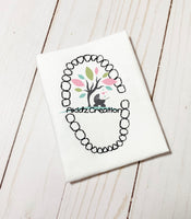 in the hoop embroidery, in the hoop design, in the hoop pattern, tooth chart embroidery, teeth chart embroidery