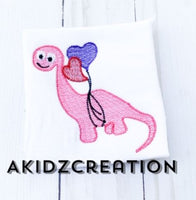 sketch embroidery, dinosaur embroidery, dino embroidery, valentines day embroidery, valentine embroidery, heart embroidery, sketch valentines day design, sketch embroidery, sketch dinosaur embroidery, sketch dino embroidery, sketch heart embroidery, sketch balloons embroidery, balloons embroidery