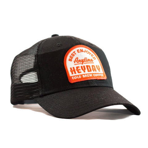 HEYDAY Badge Mesh Hat