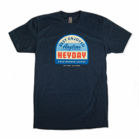 HEYDAY Anytime Badge Shirt