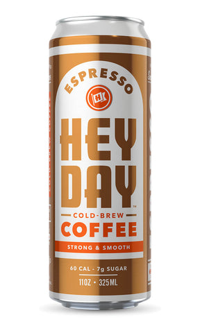 HEYDAY Espresso Cold-Brew Coffee