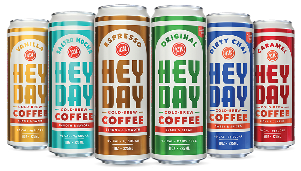 HEYDAY Coffee Collection