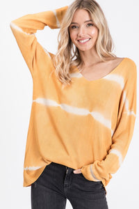 Blurred Lines Tunic Sweater