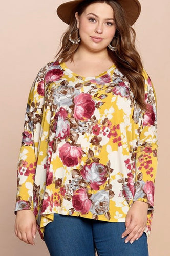 Frankfort Curvy Top