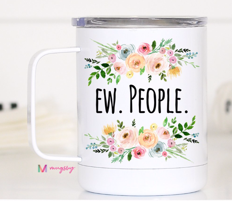 Ew People Travel Mug