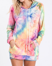 Load image into Gallery viewer, Another Shot Tie Dye Hoodie