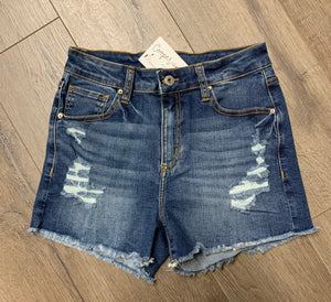 Clara Denim Shorts