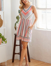 Load image into Gallery viewer, Coral Coast Dress