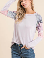 Load image into Gallery viewer, Leona Floral Top