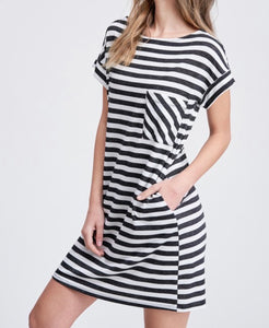 Lovely Thoughts Striped Dress
