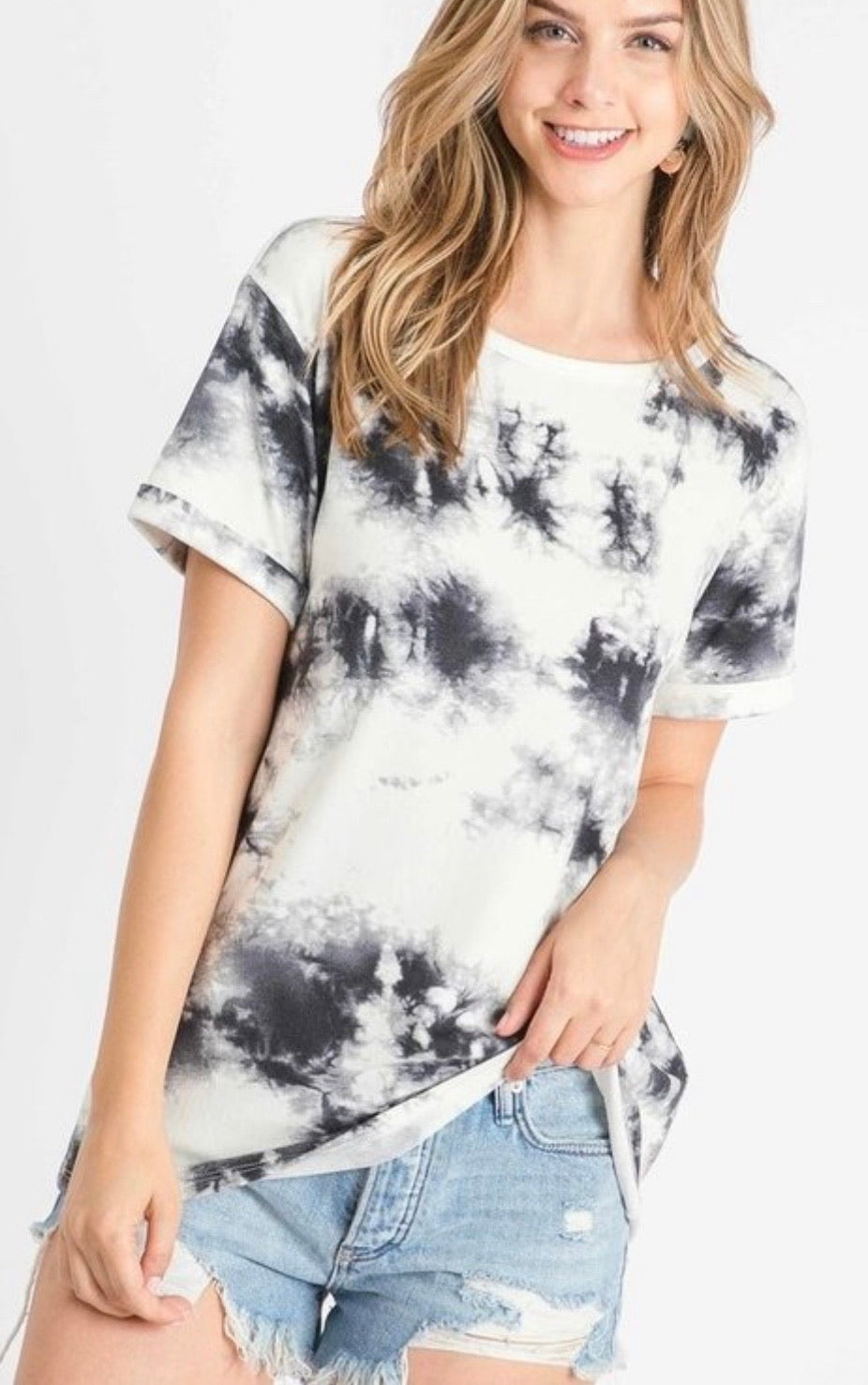 My Way Tie Dye Tee