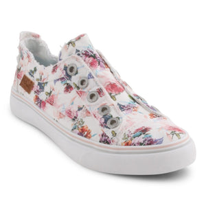Bright Floral Sneaker