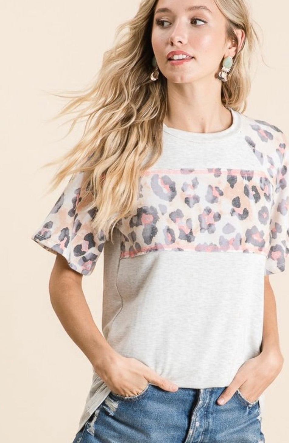 Wild About You Tee