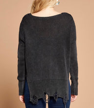 Load image into Gallery viewer, Kingston Distressed Sweater