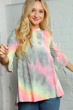 Load image into Gallery viewer, Already Gone Tie Dye Top