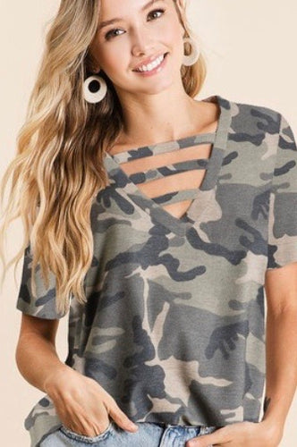 This is It Camo Tee