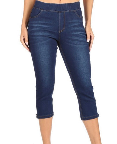 Freeland Jegging Capris