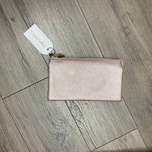 Dexter 3 in 1 Clutch Crossbody {pink}