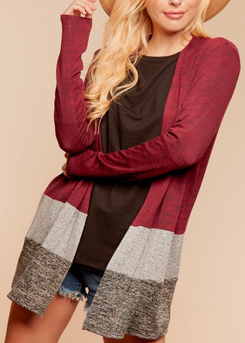 Hold Me Close Cardigan {curvy and regular sizes}