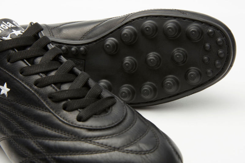 New Star Leather Football Boots